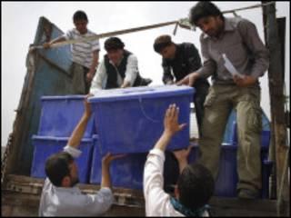انتخابات بیست و هفتم سنبله افغانستان