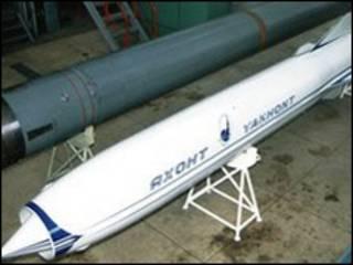 صاروخ ياخونت