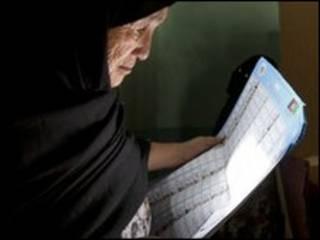 अफ़गानिस्तान में चुनाव
