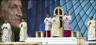 Esta ha sido la primera beatificación dirigida personalmente por Benedicto XVI