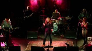 Новая (старая) группа Роберта Планта Band of Joy на концерте-презентации нового альбома в Лондоне