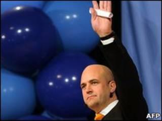 Perdana Menteri Fredrik Reinfeldt