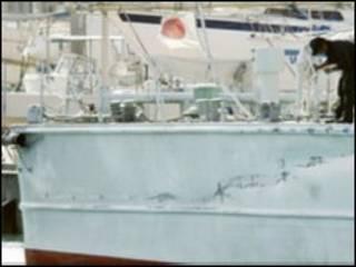 Японское судно береговой охраны