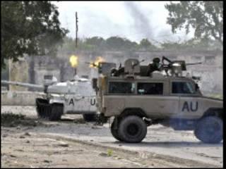 Wanajeshi wa AU Somalia