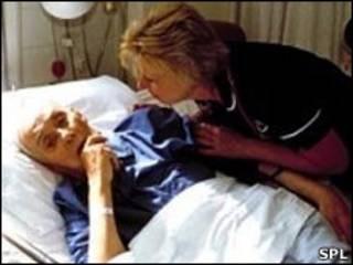 Paciente com demência