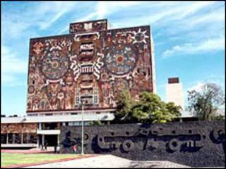 Ciudad Universitaria en Cd. de México