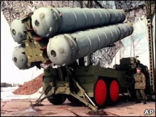 سیستم موشک های اس 300