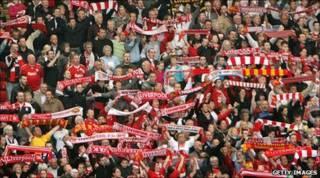 利物浦球迷