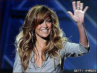 Jennifer Lopez, cantante