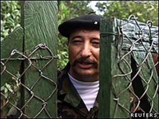 Mono Jojoy, que o governo colombiano declarou morto