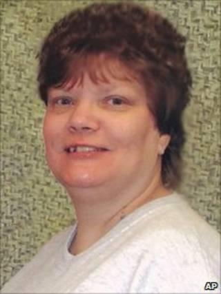 Teresa Lewis (arquivo)