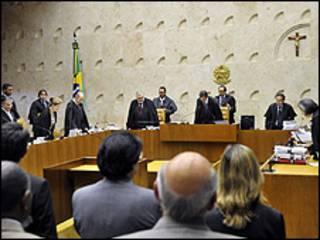 STF julga candidatura de Joaquim Roriz (PSC) foto: José Cruz/ABr