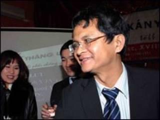 Ông Trần Bình Minh