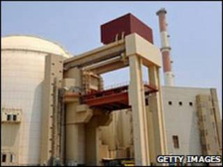 Usina nuclear iraniana