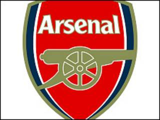 阿森纳俱乐部徽标