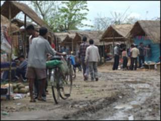 असम का एक गांव