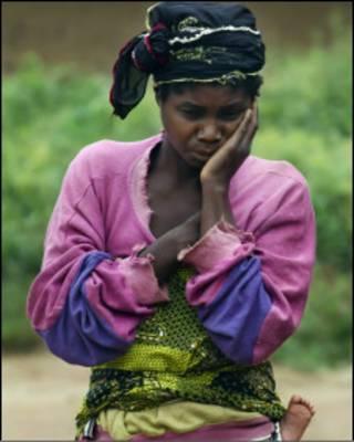 Muadhiriwa wa ubakaji nchini Congo