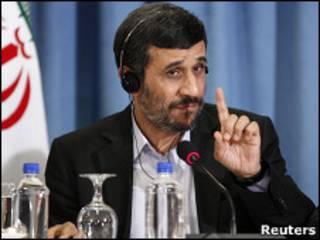 احمدي نژاد
