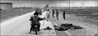 نیروهای ایرانی در جنگ