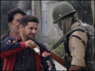 Pemeriksaan di Kashmir