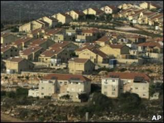 مستوطنة ريفافا في الضفة