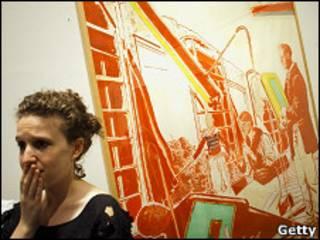На торгах Sotheby's в Нью-Йорке