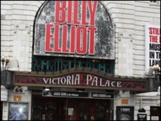 伦敦维多利亚剧院