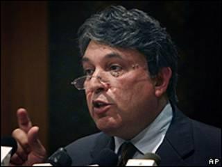 محمود کرزی برادر حامد کرزی رئیس جمهوری افغانستان