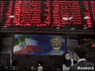 بورصة ايران