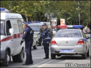 Происшествие в Ставрополе
