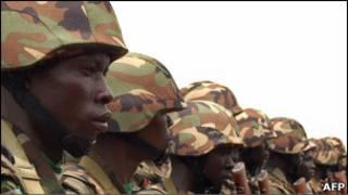 Abasirikare ba Uganda
