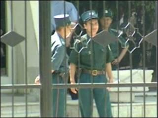 Uzbek militsiyasi