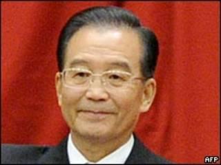 ون جیابائو، نخست وزیر چین