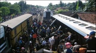 Kecelakaan kereta api