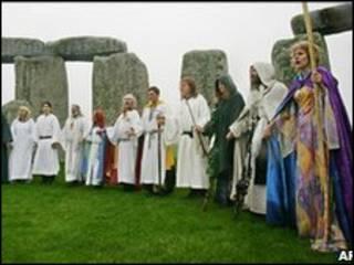 Prática do druidismo
