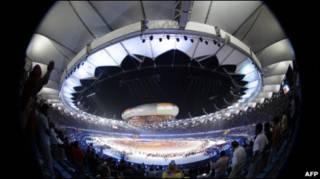 Открытие Игр в Дели