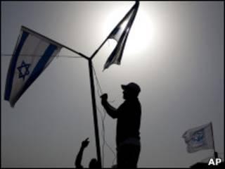 Colonos israelenses