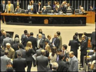 Câmara dos Deputados (Abr/Arquivo)