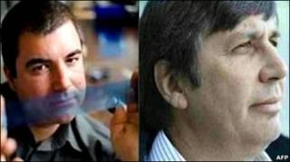Константин Новоселов и Андре Гейм
