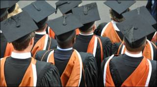 Выпускники западного университета