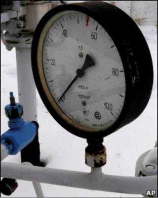 газовый манометр