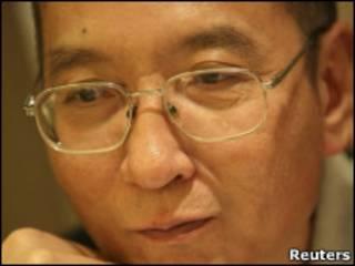 Liu Xiaobo, prêmio Nobel da Paz de 2010 (arquivo)
