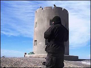عکس آرشیوی از مرز ایران و افغانستان