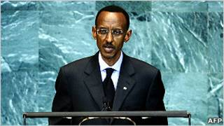 Prezida Kagame mu Bufaransa