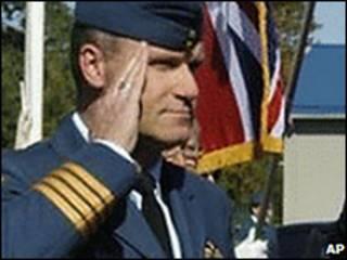 Полковник Рассел Уильямс