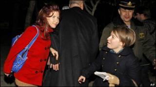 Найвідоміша з групи шпигунів - Анна Чепман