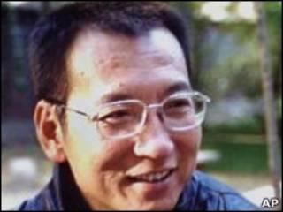 Лауреат Нобелевской премии мира Лю Сяобо