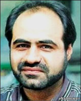 سعید رضوی فقیه، روزنامه نگار و فعال سیاسی اصلاح طلب