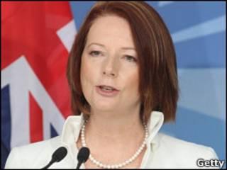 澳大利亚总理吉拉德