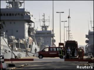порт Киль